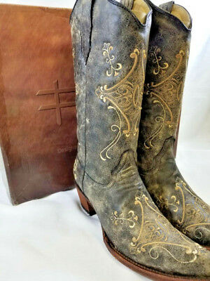 8dd42597fc5 ARIAT WOMEN'S 'WILLOW' 10018606 Western Boots, Size 11 M (E96 ...