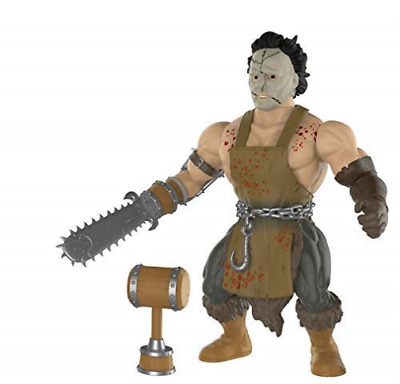 -TEXES CHAINSAW MASSACRE - LEATHERFACE (Importación USA) ACC NUEVO