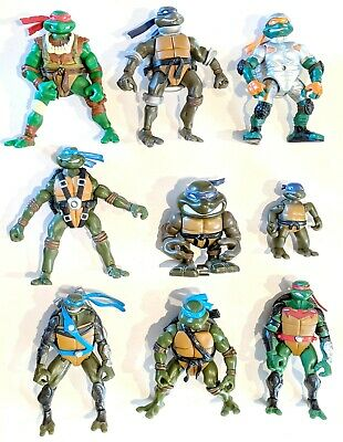 CHOOSE 1 2004//2005//2006 Teenage Mutant Ninja Turtles Action Figures Playmates
