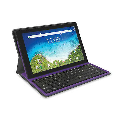 Rca RCT6A03W13F1 P 10-Inch  2-in-1 Tablet with Folio Keyboard 32 Gb Quad Core