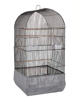 Bird Cage Seed Catcher Cover Tidy Stop Mess Parakeet - 47 x 47cm - Size 3 - 7691