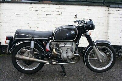 BMW R60/5 J REG 600cc CLASSIC BEAUTY IN ORIGINAL CONDITION LOTS OF PAPERWORK