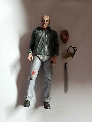 """* NECA Friday the 13th Jason Part 3 Series 1 7"""" Action Figure Loose 2012"""