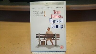 Tom Hanks is Forrest Gump - Two (2) Disc Special Widescreen Edition