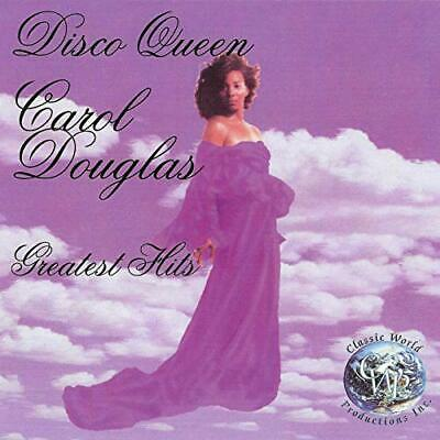 Douglas,Carol-Disco Queen: Greatest Hits (Us Import) Cd New