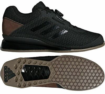 Ii Trainers 16 Weight Adidas Weightlifting Boa Shoes Black Mens Lifting Leistung QdCtxrsh