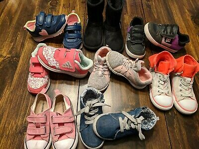 73dddfa9d513 LOT OF TODDLER Girls Shoes