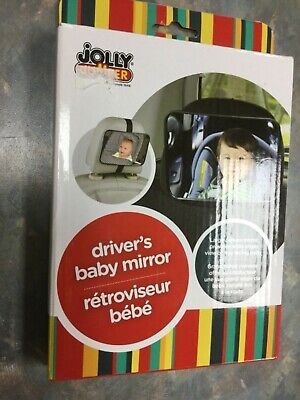 Jolly Jumper Driver's Baby Mirror new in box