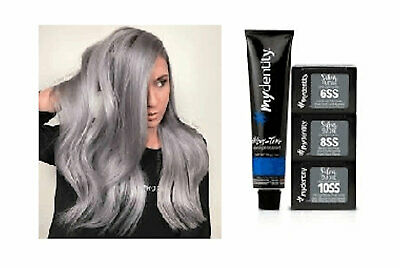 New GUY TANG #Mydentity Salon Hair Color, Direct Dye, Demi, Permanent SS SILVERS