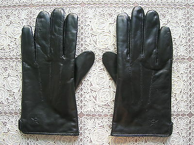 07's series China PLA Army Officer Combat Sheepskin Leather Gloves,A