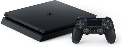 Sony Playstation Ps4 Slim 1Tb Hdd Console Black - 5.05 Firmware Jailbreak Able