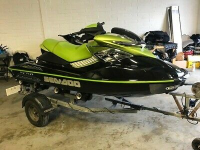 Seadoo Rxp 215 2005 Clean Ski. With Rear Exit Exhaust. New Prop