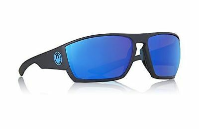 79c70578ee DRAGON DR CUTBACK H 2 H2 O matte black h2o with blue polarized 007 ...