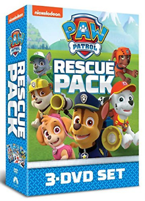 Paw Patrol Rescue Pack (3Pc...-Paw Patrol Rescue Pack (3Pc)  (Us Import) Dvd New