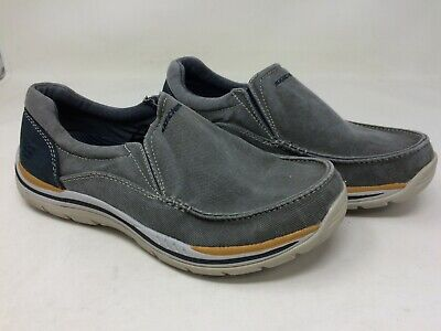 cozy fresh website for discount in stock NEW! MENS SKECHERS 64109 Relaxed Fit Expected Avillo ...