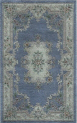 """1:48 Scale Dollhouse Area Rug 0000663 - approximately 1-3/4"""" x 2-7/8"""""""