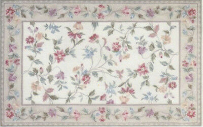 """1:12 Scale Dollhouse Area Rug - 0001599 - approximately 5"""" x 7-15/16"""""""