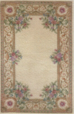 """1:48 Scale Dollhouse Area Rug 0000732 - approximately 2"""" x 3-1/8"""""""