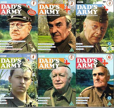 BBC DAD'S ARMY The DVD Collection Individual Issues