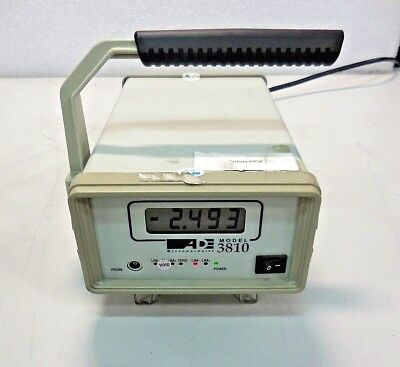 ADE Technologies 3810 Capacitive Gauge Master/ Slave System Interferometer #2