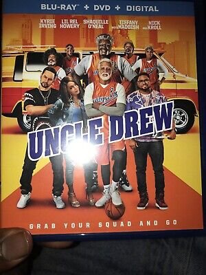 Uncle Drew Blu-ray Only Disc Please Read