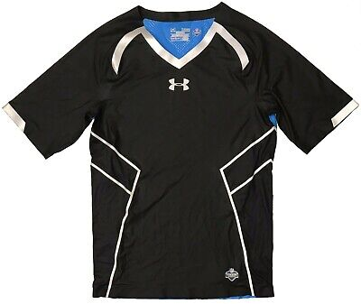 09a1cb5f UNDER ARMOUR NFL Combine Authentic Onfield Compression Shirt - Black (MEN'S  ...