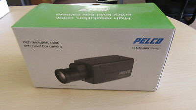 NEW Pelco C20-CH-7X REV.A Digital Day/Night Analog Color Cam PAL SOLD W/O LENS