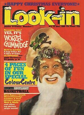 Best On Ebay/look-In Junior Tv Times / 236 Issues /1971-1994  Dvd Rom Collection