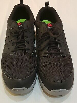 5fd955d5d1a Reebok Work Men s Sublite Work RB4443 Industrial and Construction Shoe Black