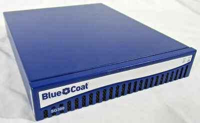 Blue Coat Sg300-5-Pr Security Appliance Sg300