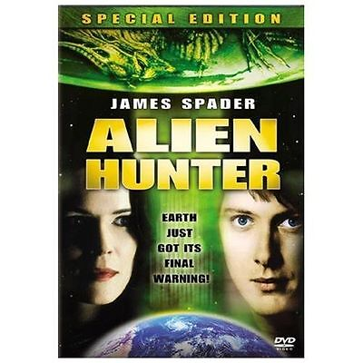 Alien Hunter (DVD/2003) James Spader stars in this Sci Fi Classic! GC FREE S/H
