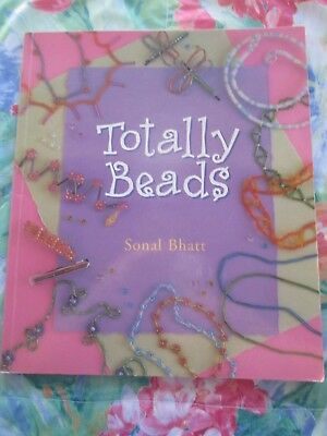 TOTALLY BEADS BOOK By SONAL BHATT
