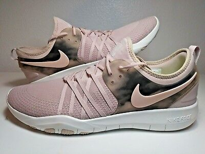 614f366f9e87c Nike Free TR7 Amp Pink Womens Sz 15 Training Sneakers 904649-600 Brand New