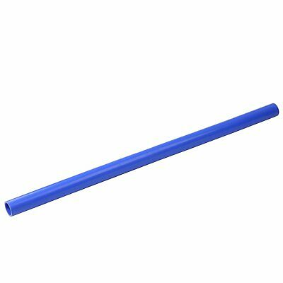 "11mm 1 METER Long Straight Silicone Coolant Hose Intercooler Pipe 7/16"" BLUE"
