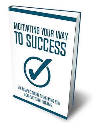 Motivating Your Way To Success eBook PDF with Resell Rights Free Shipping.
