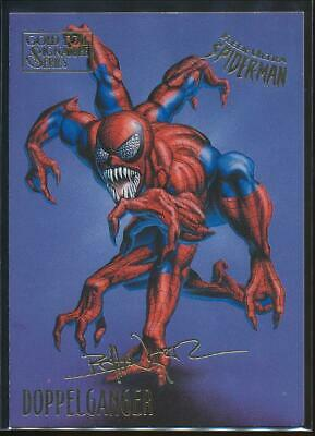 1995 Spider-Man Premiere Gold Signature Trading Card #20 Doppelganger