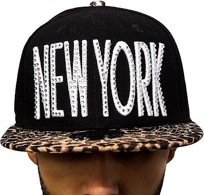 NEW YORK STRASS Cappello Snapback 309b6a2fc47d