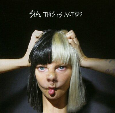 Sia - This Is Acting - Cd - New
