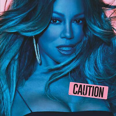 Mariah Carey - Caution - Cd - New