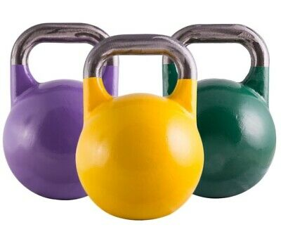 (32.0 Kilograms) - Suprfit Pro Competition Kettlebell 8 - 32 kg | Fitness