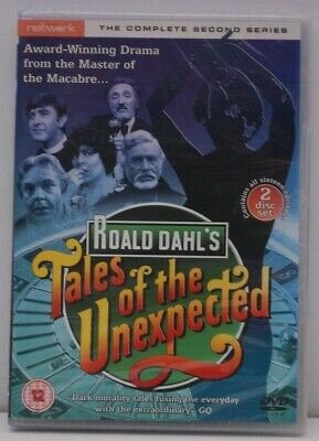 Tales Of The Unexpected Complete Series 2 uk region 2 DVD NEW & SEALED