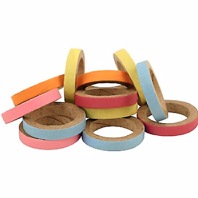 Birdie Bangles Parrot Toys - Small -Bright Chewable Cardboard Rings For Pet Bird