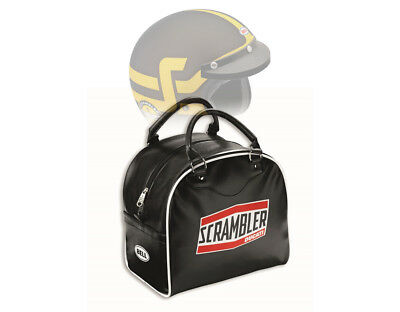 Genuine Ducati Scrambler Motorcycle Helmet Bag 981029519