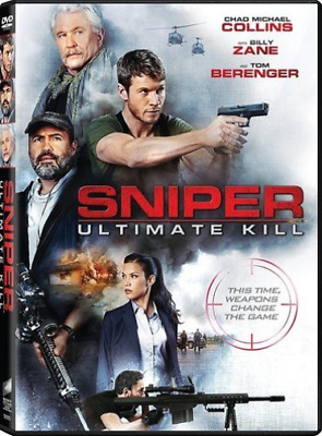 Sniper: Ultimate Kill / (Ac...-Sniper: Ultimate Kill / (Ac3 (Us Import) Dvd New