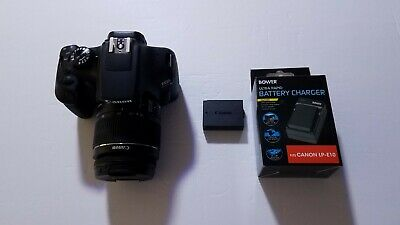 Canon Rebel T6 18.0MP DSLR Camera With EF-S 18-55mm Lens - FREE 3 Day Shippping