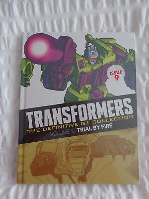 Transformers Trial By Fire: Definitive G1 Collection: Volume 10, Issue 9: Marvel