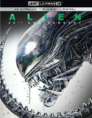 Alien (40th Anniversary Edition)(4K Ultra HD)(UHD)(HDR10+)