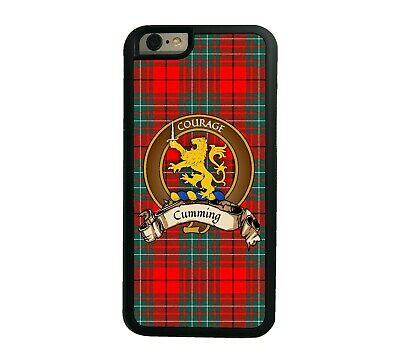 Cumming Scottish Clan Tartan Apple iPhone 6  iPhone 6 Plus case
