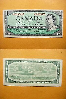 8900 Canada 1954 Replacement $1