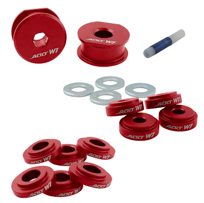 ADD W1 shifter BASE bushings+CABLE BRACKET+CABLE bushings FOR Ford Focus ST & RS